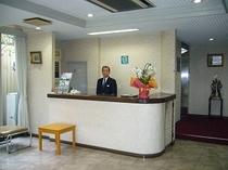 ★正面ロビー★従業員一同、心を込めてお客様をお迎えさせていただきます