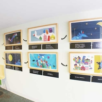 白瀬昌子 宮崎在住のアーティスト作品展示