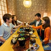 【日本料理 -ぜんさく-】