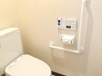 本館5階ユニバーサルデザイン お手洗い