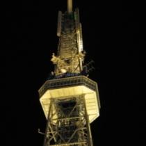 テレビ塔が窓ごしにご覧いただけるお部屋もご用意しております。