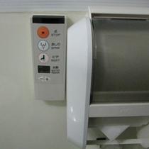 ★シャワー付トイレ★うれしい全室完備