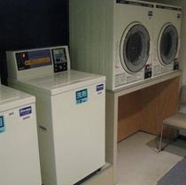 ★ランドリーコーナー★6Fにあります 洗剤は自動投入されます