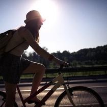 自転車貸出し無料プラン