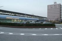 新幹線岐阜羽島駅