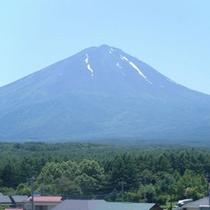 富士山_初夏