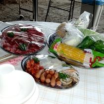 お肉・お野菜たくさん♪豪快に焼いちゃおう!