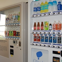 3F・「飲料」自販機コーナー