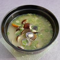 ご朝食/しじみのお味噌汁(イメージ)ご朝食バイキングのおすすめ!滋養栄養たっぷり♪