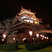 国宝 松江城 ②
