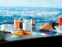 70階シリウス朝食