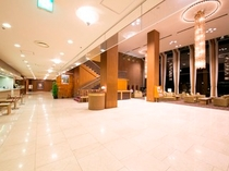 ホテルメインロビー