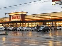 徒歩1分スーパーマーケット