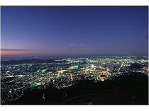 皿倉山夜景(新・日本三大夜景)