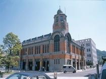 門司港レトロ(旧大阪商船)