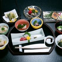 【春】会席料理一例