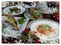 クリスマスディナー2008