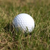 近隣にはゴルフ場がいっぱいあるんです。