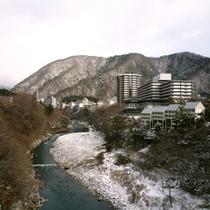 立岩橋より_冬_1