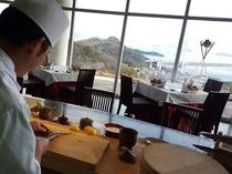★新進気鋭の若手料理長がお客様のために、心を込めてご用意する 和食料理の数々・・・。