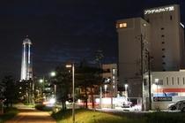 ホテル周辺の写真