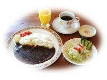 「朝カレー」