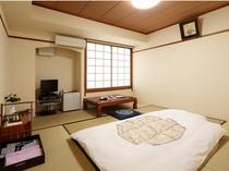 本館和室8畳 客室例