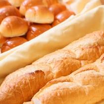 【食事】朝食:パン