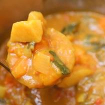 【食事】朝食:野菜カレー