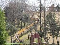 松任グリーンパーク滑り台