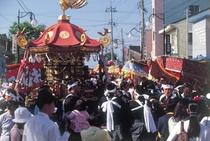 おかえり祭りin美川町