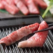 飛騨牛ステーキ(焼き)