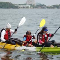 *【カヌー体験】インストラクター同行、初心者やご家族向けです。