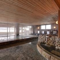 *【1階大浴場】奥浜名湖の眺望を御覧になりながらお寛ぎ頂けます◎