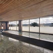 *【1階大浴場】大浴場からも奥浜名湖の景色をお愉しみ頂けます◎