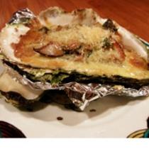 能登牡蠣のオランデーズソース