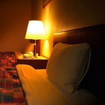 洋室ツインルーム(ベッド)
