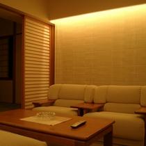 ≪DESIGNER'S SUITE ROOM≫マウントビューの和室と洋室がコネクトしたスイート
