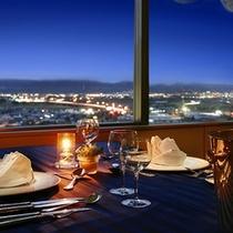 13階フレンチレストラン「アジュール」
