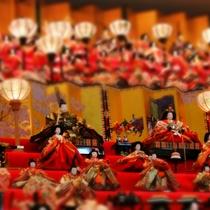 【世界の民俗人形博物館・雛祭り】1月19日(木)~4月16日(日)ホテルから車で約40分です。
