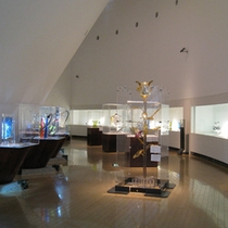 【能登島ガラス美術館】気軽にオリジナルガラス作品作り体験もできます※お車で約60分