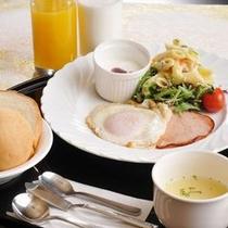洋朝食*一例(※平成28年1月で販売終了予定)