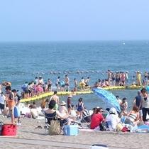 湯の川京浜海水浴場