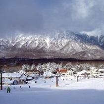 戸隠スキー場3