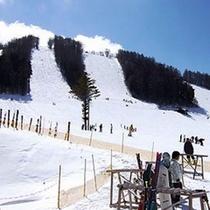 戸隠スキー場1