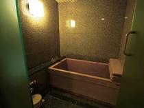 【部屋】特別和室のお風呂