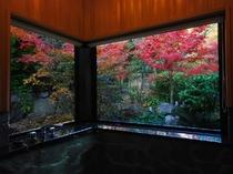 【部屋】観月亭のお風呂