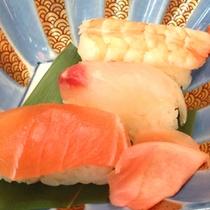 お寿司が食べ放題(2014味彩バイキング)