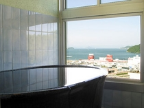 展望風呂付特別室 展望風呂