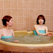 楽-内湯風呂人イメージ